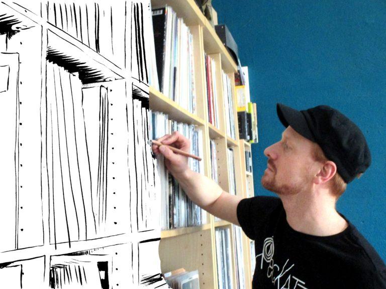 Tim Schulze Dieckhoff bei Silver Disc